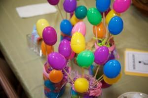 Eggcellent Centerpieces