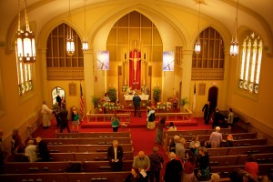 Easter at Bethlehem